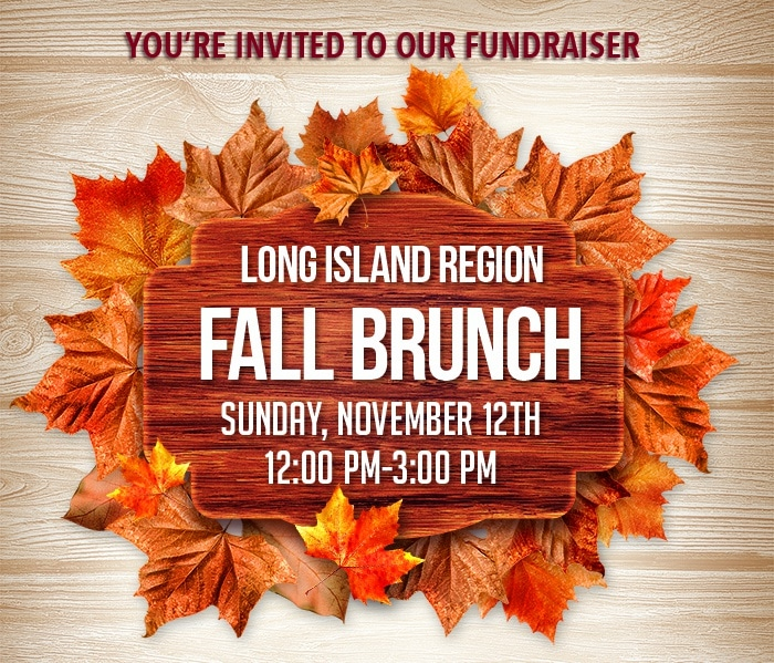 ORT LONG ISLAND FALL BRUNCH @ Woodmere Bay Yacht Club