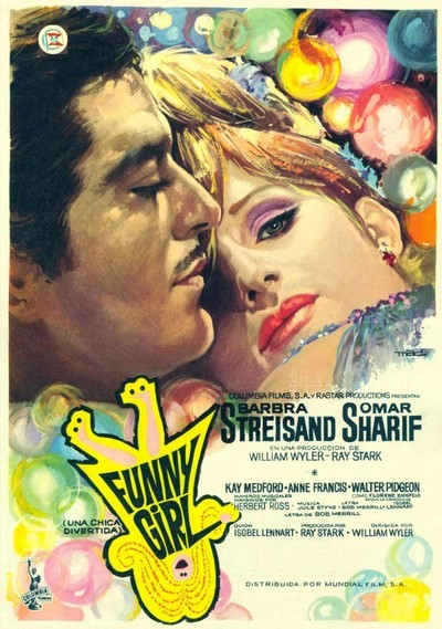 Funny Girl and the Atlanta Jewish Film Festival @ The Springs Cinema and Taphouse (previously Lefont) 5920 Roswell Road C-103 | Atlanta, GA 30328
